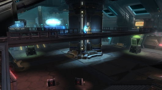 SWTOR Arena Orbital Station
