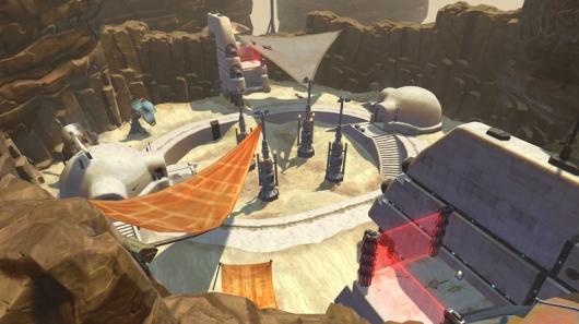 SWTOR Arena Tatooine