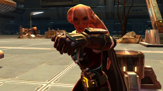 SWTOR Bounty Contract Week